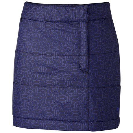 Mountain Hardwear Trekkin Printed Skirt Insulated For