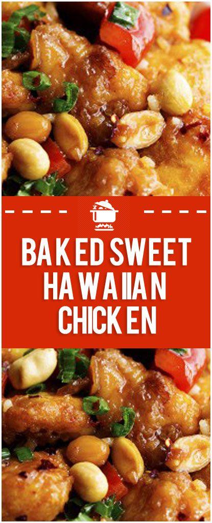 Baked Sweet Hawaiian Chicken Crockpot Chicken Crockpot And