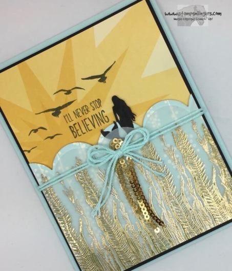 Stampin' Up! Magical Mermaid Memories and More!   Stamps – n - Lingers