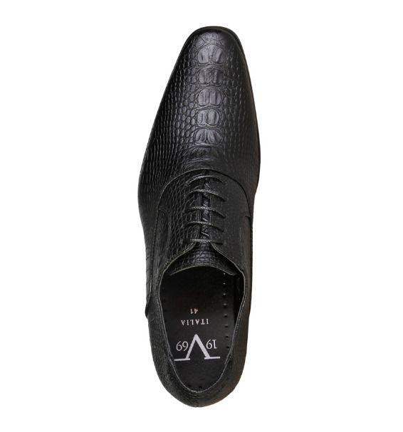 Versace V1969 Italia Mens Flat Shoes