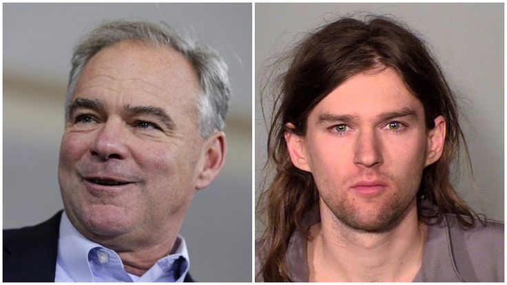 Charges filed against Tim Kaine's son, others who crashed MN Capitol Trump rally
