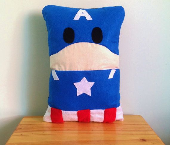 The Avengers: Captain America - Pillow Plush/Novelty Character Cushion