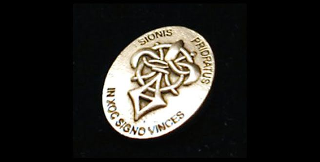 priory of sion - Google Search order of sion founded on 1090