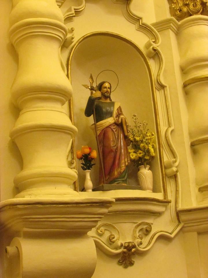 Imagen de San Judas Tadeo - Iglesia Santiago Apostol