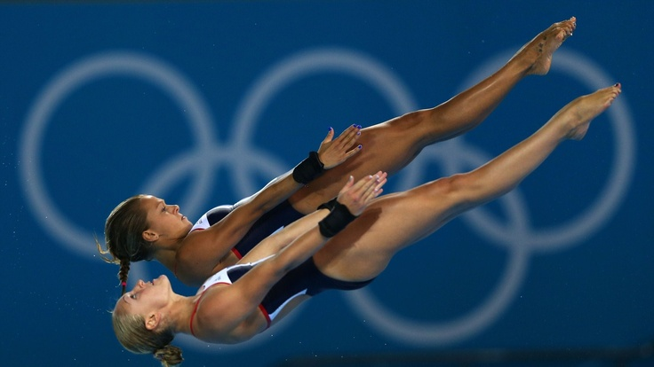 Women's Synchronised 10m Platform Diving