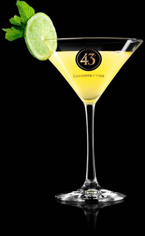 Puur Recepten - Licor 43 Spanish Margarita
