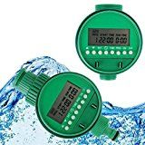 1PC Home Water Timer Garden Irrigation Timer Controller Set Water Programs BO