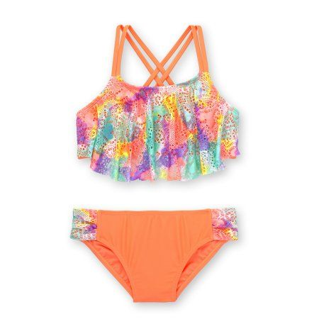 7a35367c155bc9 Girls' Tie Dye Fashion Bikini in 2019 | Products | Tie dye fashion ...