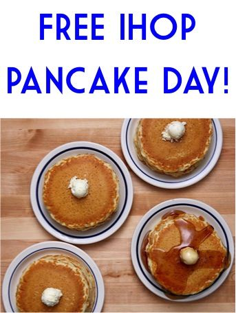 So today is Free IHOP Pancake Day and I am dying to leave Consumer Behavior just to get to Ihop to get my free stack of pancakes...   #IHOP