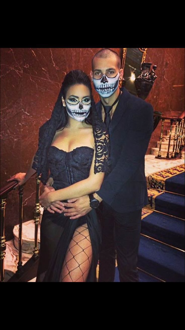 Perfect halloween couple costumes