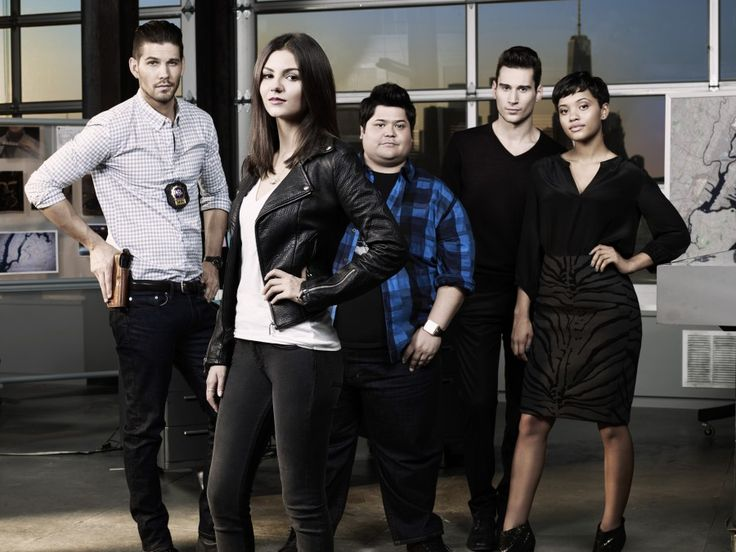 Tommy, Lindy, George, Conor, and Sophia on Eye Candy