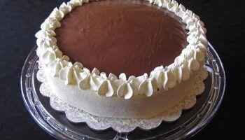 Othellolagkage - Othello Layered Cake