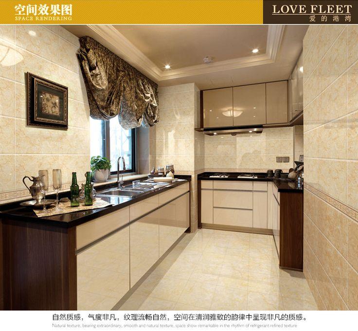 Кухня и ванная комната плитка мозаичная плитка 300,600 плитка кухня талия головоломки континентальный DM купить на AliExpress