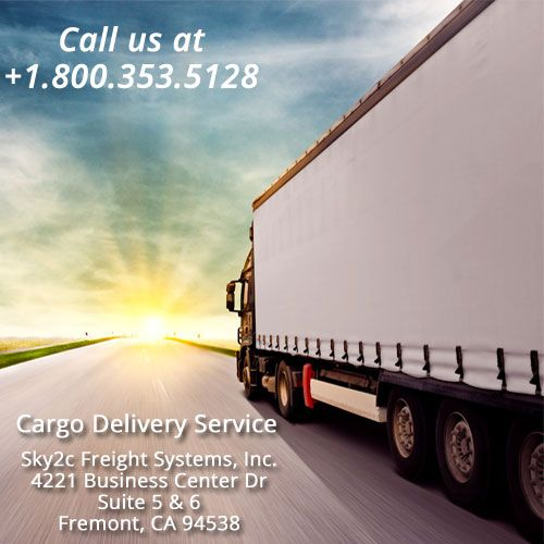 Sky 2 C Freight Systems, Inc. offer the commercial cargo shipping services for domestic and international by ship by sea and air at very affordable prices. We provides a door to door transportation services within US, Canada & Mexico (Subject to Customs Clearance from/to Canada & Mexico)