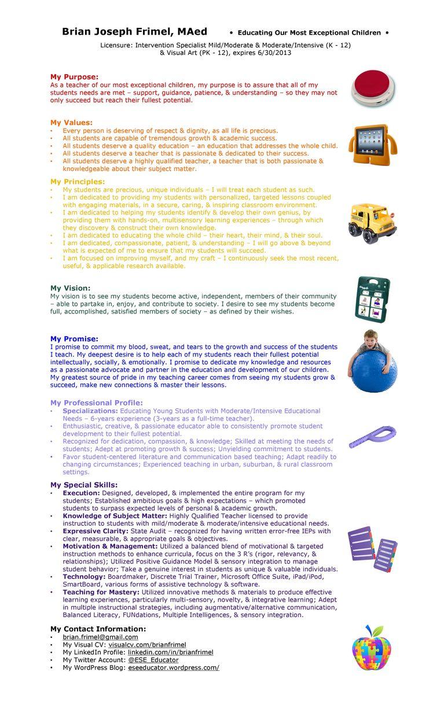 specialization in education essay