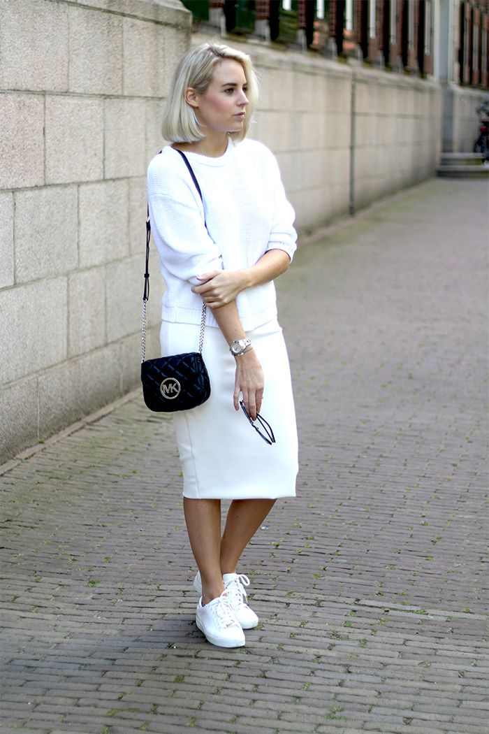 witte gympen onder een jurk - Google zoeken