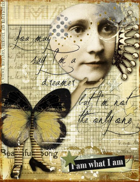 Art by Dale created using elements from kits by Tumble Fish Studio available at Deviant Scrap
