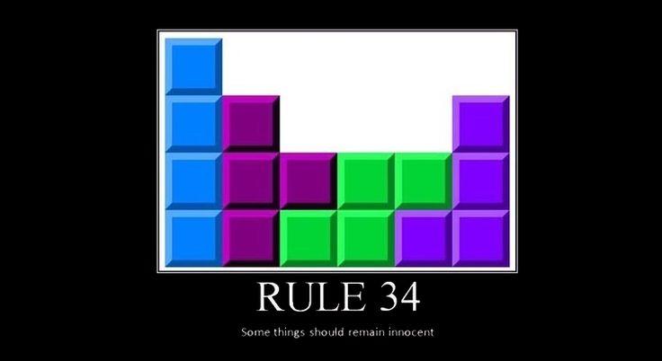 Cos'è la Regola 34 di Internet?
