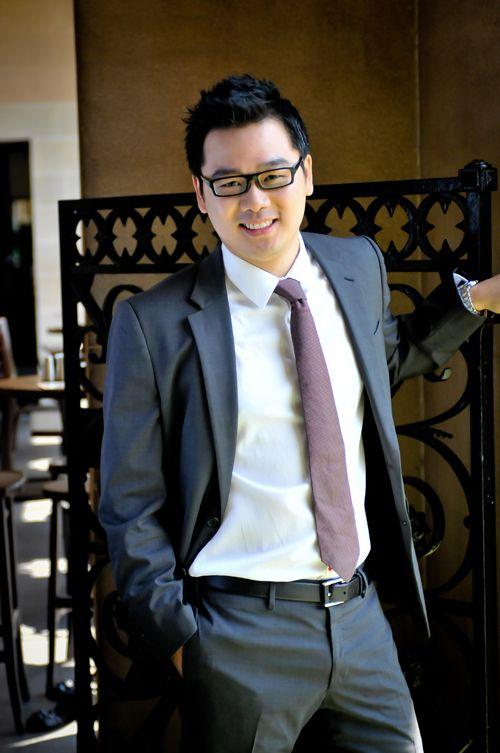 Richard Chua founder of Talent 100