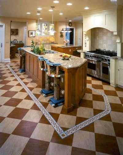 Best 25 Kitchen Flooring Options Ideas On Pinterest  Flooring Cool Kitchen Floor Options Inspiration