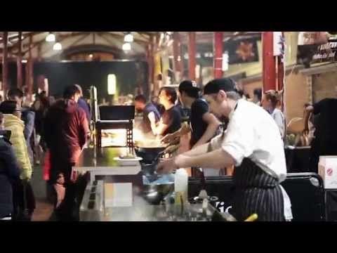 Night Market - Queen Victoria Market