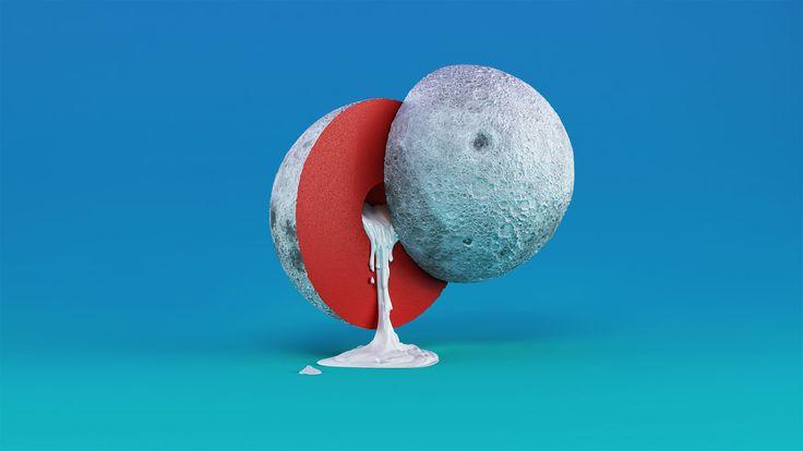 foreal, PLANETARY ANATOMY, 3D, CGI, FOREAL, 3D-Artwork, Planets, Moon, 3D-Illustration, Illustration, benjamin simon, dirk schuster, www.weareforeal.com