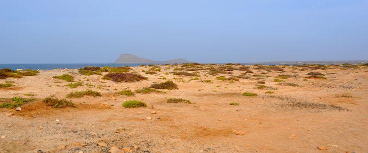Capo Verde - Monte Leone