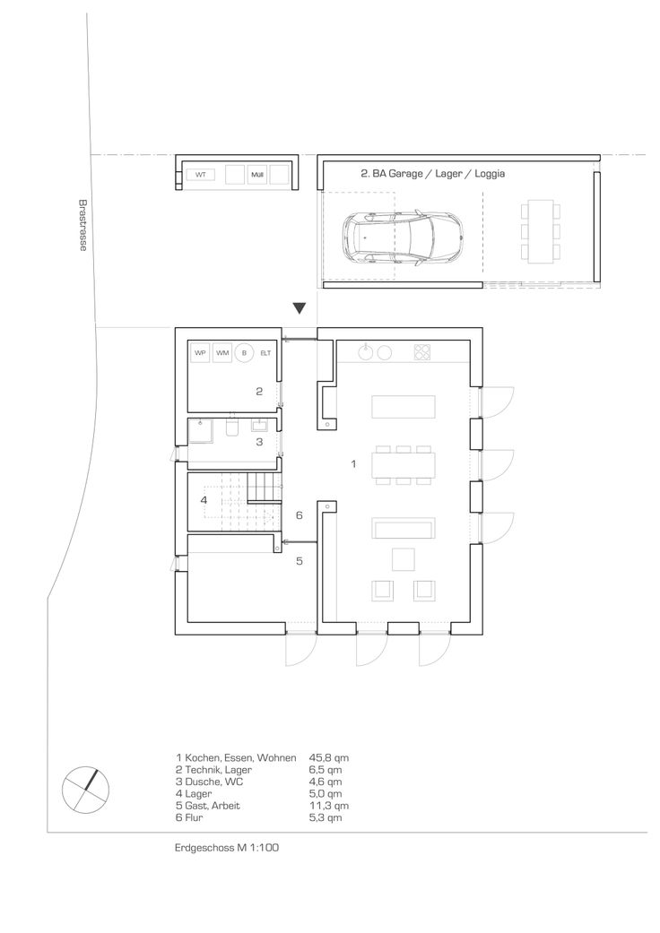 545 best TYP haus images on Pinterest | Architectural drawings ...