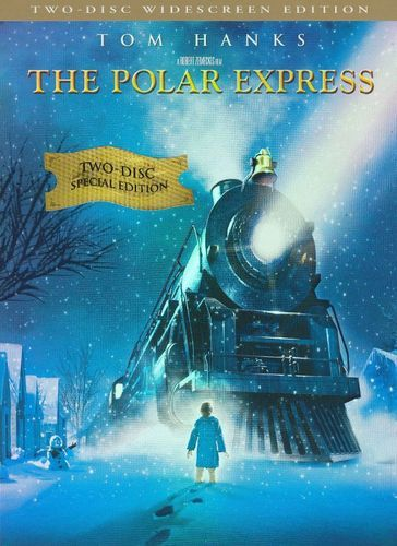 The Polar Express [WS] [2 Discs] [DVD] [2004]