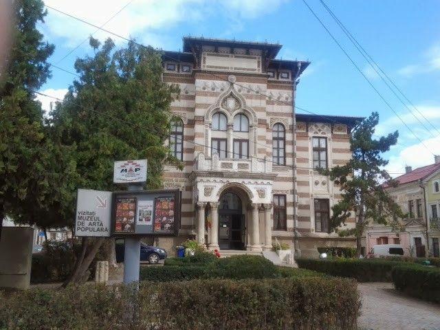 Poșta Veche a orașului transformată în muzeu de etnografie