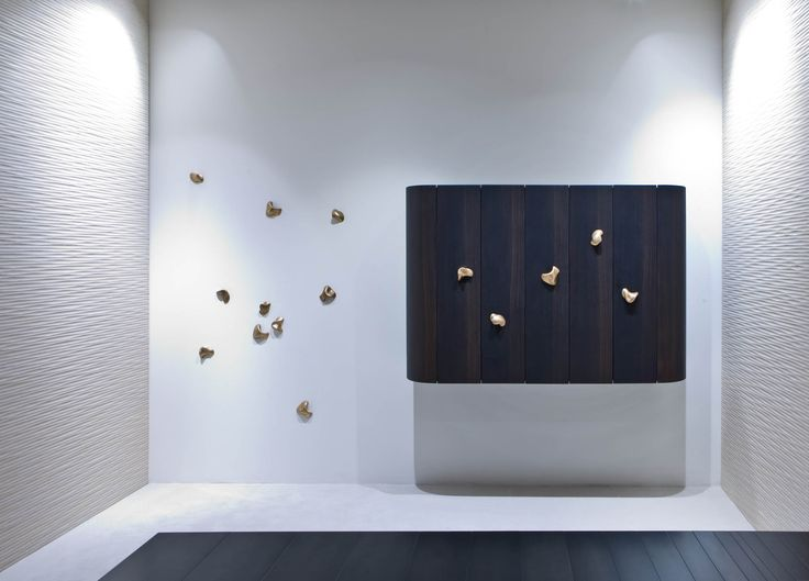 SESEL - handles - By Bartoli Design and unit Collectionist by Bartoli Design for Laurameroni