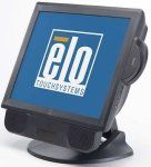 """Elo 1729L Touchscreen LCD Monitor - V21532. elo 1729l touchscreen lcd monitor 1729l 17in apr touch usb ctlr for americas and asia17"""" - surface acoustic wave - 1280 x 1024 - 5:4 - gray."""
