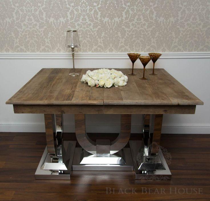 Stół Rozkładany Glamour