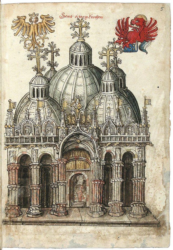 Konrad Von Grünenberg   Beschreibung Der Reise Von Konstanz Nach Jerusalem  1487 C