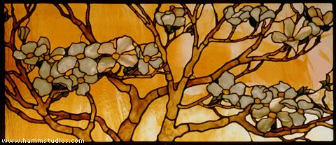John Hamm restores stained glass in Greene & Greene historical homes and makes new creations for your craftsman home.