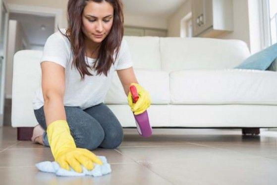 veja como limpar piso de madeira, vinílico, porcelanato