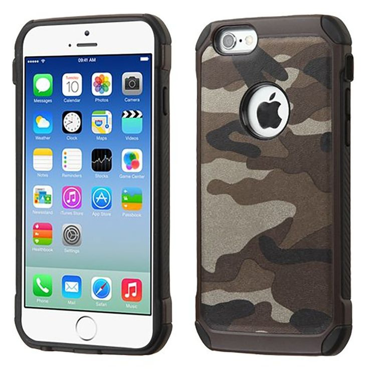 iPhone 6+ & 6S PLUS Case, Hunter Tree Camo HD [DUAL LAYER DEFENDER] Impact & Shock Resistant Hybrid Drop Proof Real Cover [2 in 1 CAMOUFLAGE] for Apple iPhone 6 PLUS & 6S+ by VANGUARD CASES (Desert). Heat sealed TruePrint® technology keeps our Camouflage pattern long lasting. Vanguard Cases OEM high quality, 100% warrantee and 100% guaranteed product. High Definition printing gives you our super-realistic camo pattern. Easily Snaps on to install in less than 2 minutes. Dual layer…