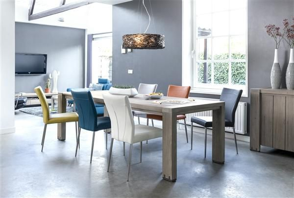 erikson chaise inox conique moreno ants design and articles. Black Bedroom Furniture Sets. Home Design Ideas