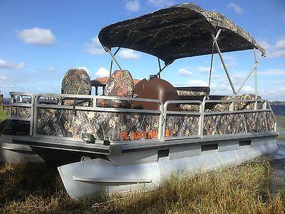 Custom Built Pontoon Boats | PONTOON BOAT WITH MOTOR AND ...