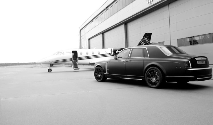 Perfect. #rollsroyce and #privatejet. #luxury #inspiration