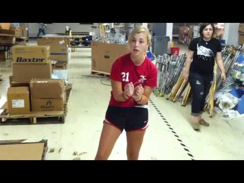 How to Break Out of Zip Ties; A young woman demonstrates that, in case you get into the situation of being handcuffed with a ziptie, breaking out of them is a lot easier than you thought.