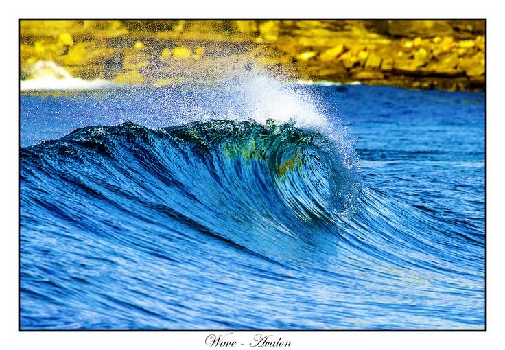 Wave, Avalon, Winter 2012