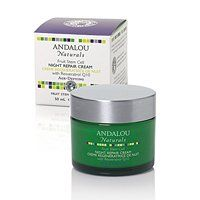 ANDALOU NATURALS NIGHT REPAIR CRMRESV Q10 17 OZ ** You can get more details by clicking on the image.
