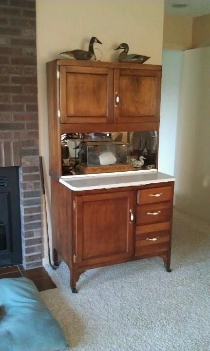 Hoosier Cabinet Sorta Like Mine Mine Has Been