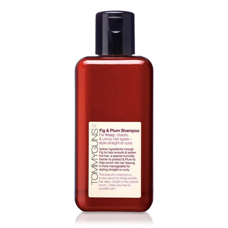 TommyGuns Fig and Plum Shampoo