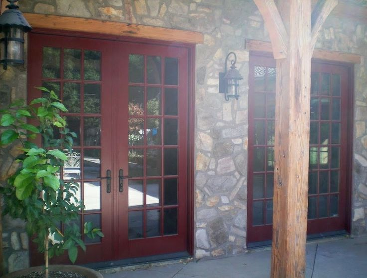 3 Panel Hinged Patio Door : Best pella patio doors images on pinterest sliding