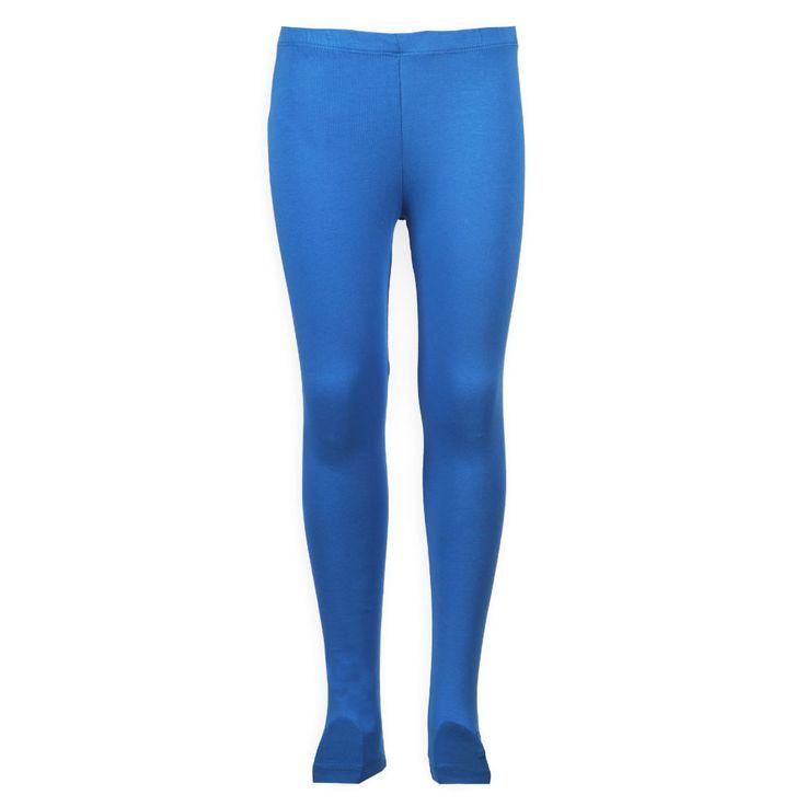 Rumbl Kinder Legging Meisjes in de kleur Blauw. Leggings zijn combineerbaar met rokken, jurkjes en korte broeken. Ze zitten lekker comfortabel en warm. Blauwe legging voor een meer opvallende en vrolijke kleur. | Kinderkleding, Kindermode en Babykleding www.kienk.nl |