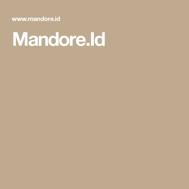 Mandore.Id