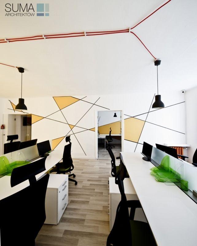 foorni.pl | Projekt wnętrza biura w Krakowie – SUMA ARCHITEKTÓW Jakub Jan Surówka, Michał Matejczyk
