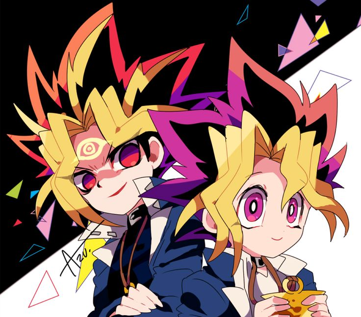17+ Best Ideas About Yu Gi Oh Yami On Pinterest